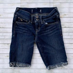 Abercrombie Girls Bermuda Shorts Sz 10